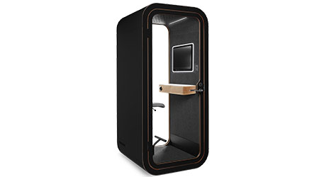 Soundproof Video Conferencing Pod: Framery