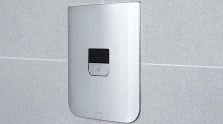 Concealed Flushometer: Sloan