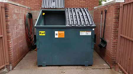 Waste Management Service: Enevo