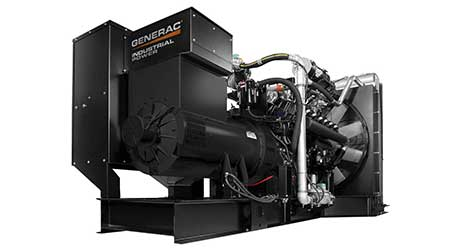 Natural Gas Generator: Generac Power