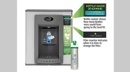 Bottle Fillers: Oasis International