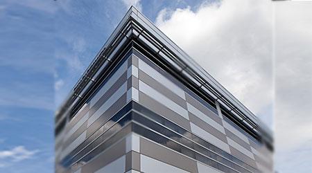 Halogen-free Metal Panel: Centria