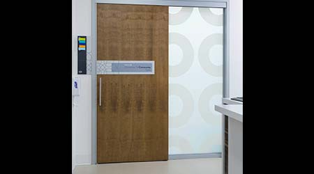 Healthcare Barn Door: AD Systems