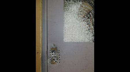 Imapact Resistant Door: ASSA ABLOY