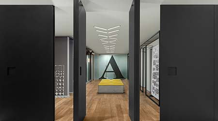 Architectural Wall System: Maars