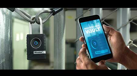Bluetooth-enabled Lock Management: Master Lock