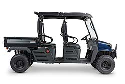 Utility Vehicle: Cushman