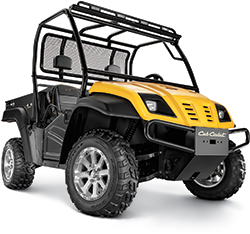 Utility Vehicles: Cub Cadet