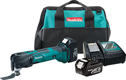 Cordless Multi-Tool Kit: Makita USA Inc.