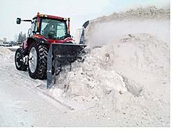 Snow Blowers: Loftness