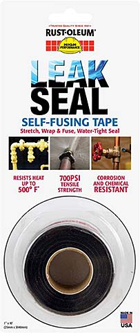Self-Fusing Tape: Rust-Oleum Corp.