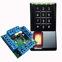 Access-Control Kit: Kaba Access & Data Systems