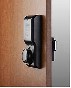 Electronic Cabinet Lock: Medeco Security Locks Inc.