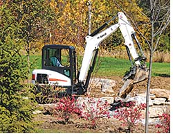 Excavators: Bobcat Co.