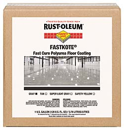 Floor Coatings: Rust-Oleum Corp.