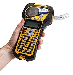 Handheld Label Printer: Brady Corp.
