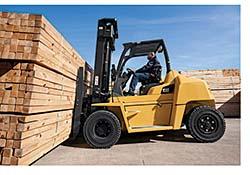 Forklift: Cat Lift Trucks