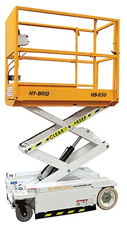 Facilities Management Equipment Rental & Tools: Scissor Lift
