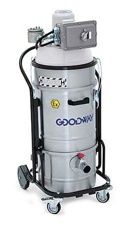 Hazmat Vacuums: Goodway Technologies Corp.
