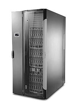Data-Center Cooling Systems: Hewlett-Packard