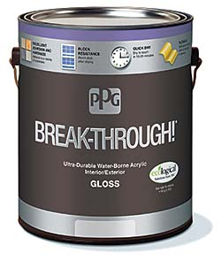 Acrylic Paint: PPG Industries Inc.