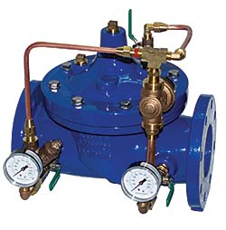 Automatic Control Valves: Zurn Industries LLC