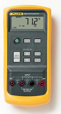 Temperature Calibrators: Fluke Corp.