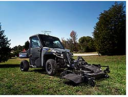 Utility Vehicles: Polaris Industries Inc.