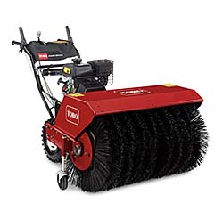 Rotary Broom: The Toro Co.