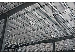 Ceiling System: Butler Manufacturing Co.