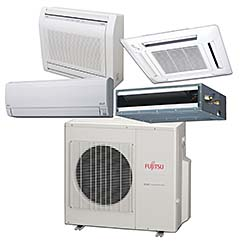 Heat Pumps: Fujitsu General America Inc.