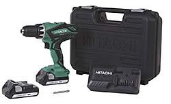 Driver Drill: Hitachi Power Tools
