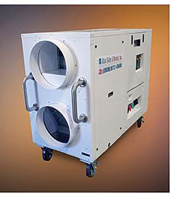 Portable Heat Pump: Atlas Sales and Rentals