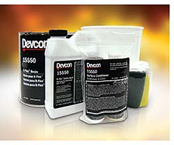 Belt-Repair Kit: ITW Devcon