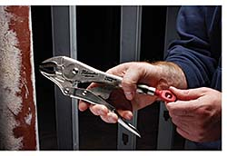 Locking Hand Tools: Milwaukee Electric Tool Corp.