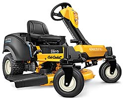 Electric Riding Mower: Cub Cadet Commercial