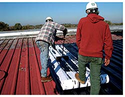 Roof Restoration Systems: The Garland Co. Inc.