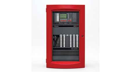 Fire Alarm Control Panel Supports Large Facilities and Campus Buildings: Tyco SimplexGrinnell