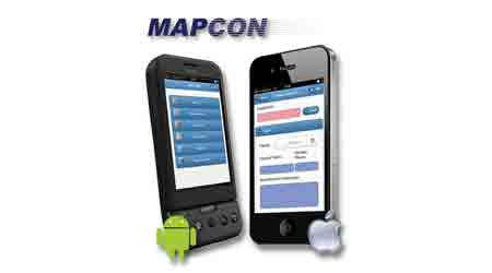 Mobile App Increases Maintenance Department Efficiency: Mapcon Technologies Inc.