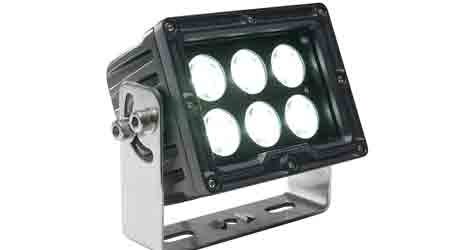 Floodlight Designed to Work on Mobile Jobs: Phoenix Products Co. Inc.