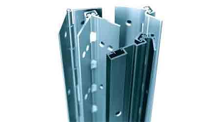 Continuous Hinge Helps Maintain Easier Door Swing: Zero International Inc.