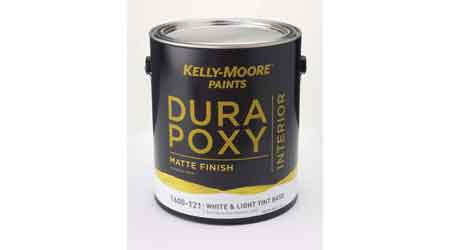 Interior Paint Provides Premium Matte Finish: Kelly-Moore Paint Co. Inc.
