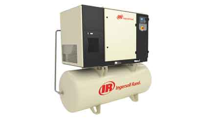 Compressor Provides Flexibility for Indoor and Outdoor Applications: Ingersoll Rand