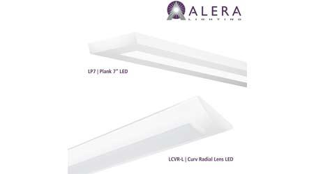 Linear Lighting Fixtures Feature Classic Rectangular Form: Alera Lighting