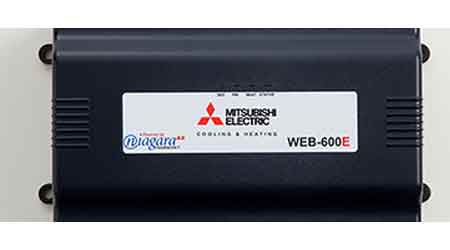 Advanced Control System Helps Reduce Energy Use: Mitsubishi Electric U.S. Inc.