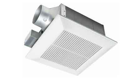 Ventilation Fan Designed for Retrofits: Panasonic Eco Solutions of North America