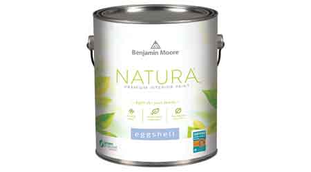 Paint Certified as Asthma, Allergy Friendly Product: Benjamin Moore & Co.