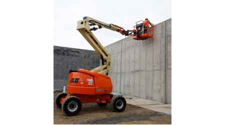 Boom Lift Models Reach up to at Least 40 Feet: JLG Industries Inc.