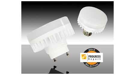 LED Lamp Serves as Replacement for Incandescent Fixture: MaxLite Inc.