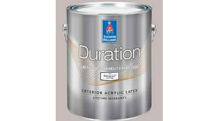 Exterior Paint Provides Extra Protection from Peeling, Blistering: Sherwin-Williams